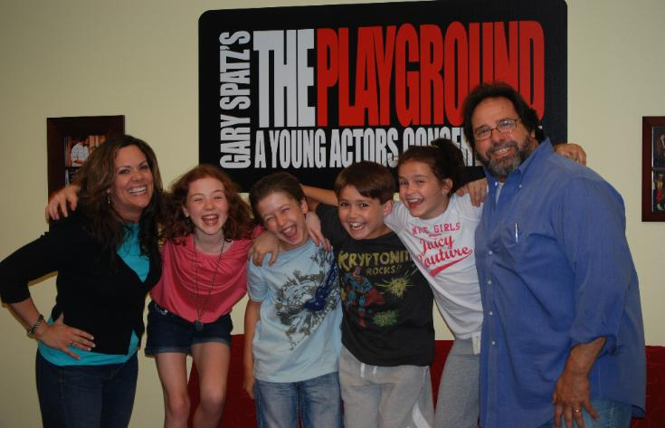 acting classes gary spatz