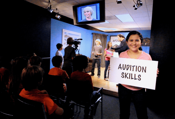 los angeles talent audition